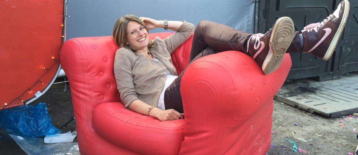 Charlene Berkhout, journaliste
