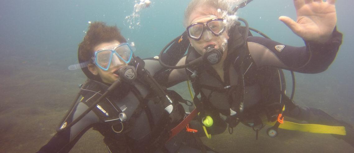 duiken La Palma